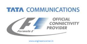 Tata Communication Formula One Partner