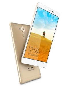 Hyve Pryme Smartphone with Deca Core Processor Launched at Rs 17,999