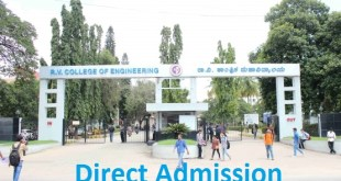 Direct Admission in RV College