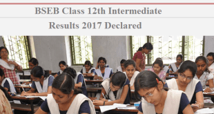 BSEB Class 12th Result 2017 - Science, Commerce & Arts
