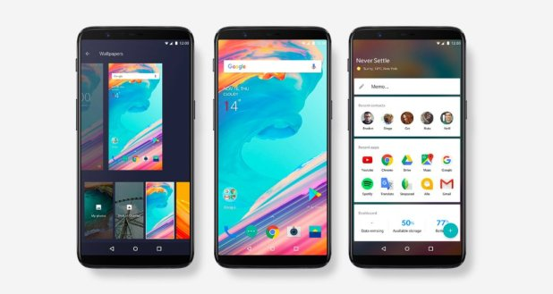 OnePlus 5T Design Picture