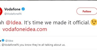 Vodafone and Idea Merger