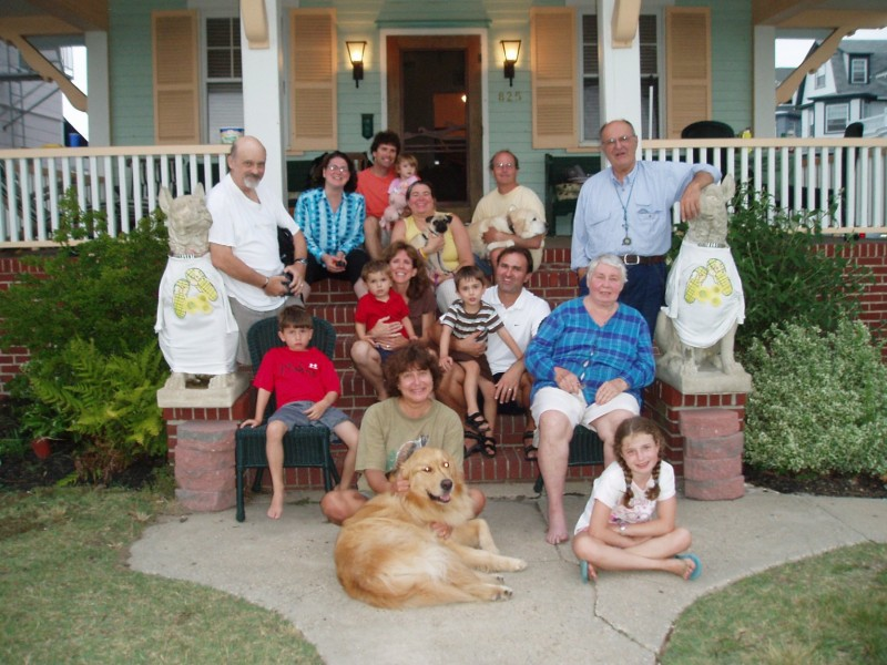 June 2007 family protrait