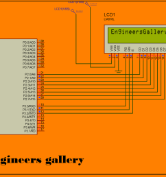 how to create text animation on 16 2 lcd using 8051 microcontroller at89c51  [ 1170 x 750 Pixel ]