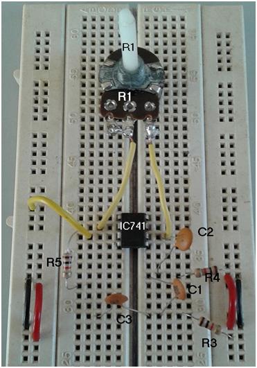 Rc Circuit Principles