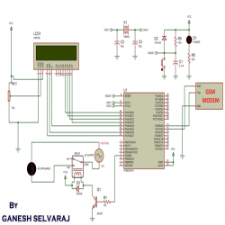 12v relay switch wiring diagram 04 chevy silverado bose radio gsm based ac appliance control: circuit and code
