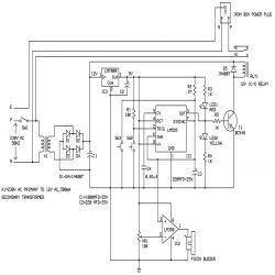 home power saver circuit diagram ethernet wiring iron box engineersgarage of 555 ic based