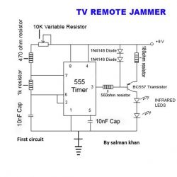 How To Make A TV Remote Control Jammer EngineersGarage