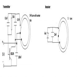 wireless power transmission circuit diagram new holland tractor wiring transfer engineersgarage diagrams of transmitter and receiver