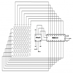 Digital TicTacToe Using ATtiny85: Project with Circuit Diagram & Code