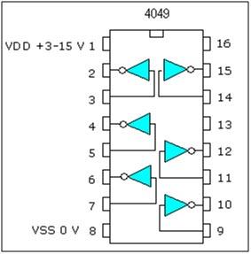 Coin Toss Circuit Diagram using Seven Segment Display