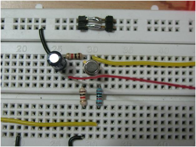 Low Pass Circuit