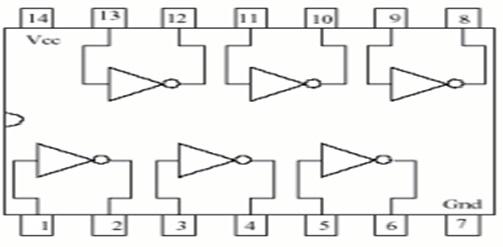 Logic State Indicator Circuit Diagram
