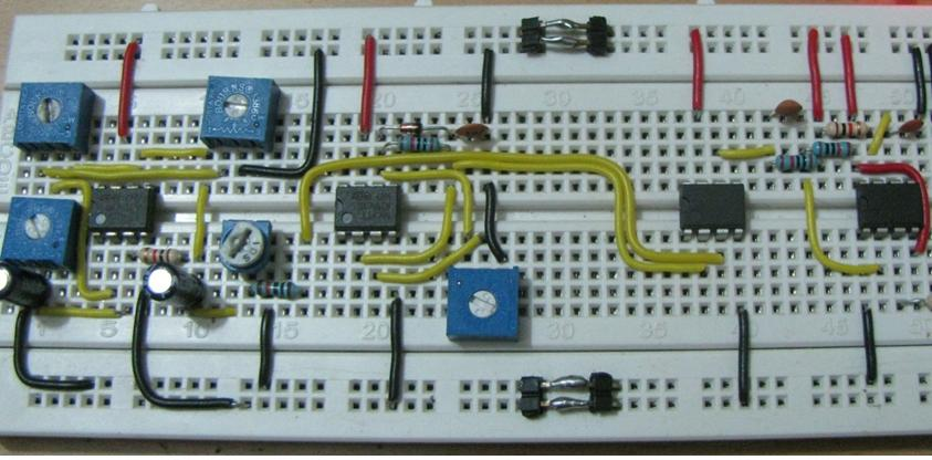 Circuit The Pulse Position Modulation Circuit The Counting Circuit The