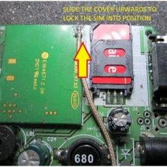 Block Diagram Of Sim Card Winch Control Switch Wiring Gsm Based Intruder Alerting System   Engineersgarage