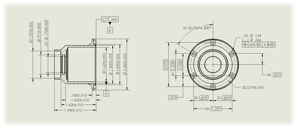 Tips and Tricks for Dimensioning and Managing Hole