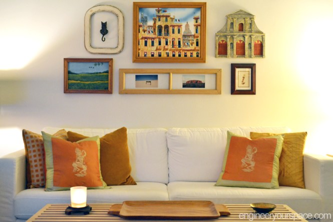 Decorating Blank Walls Deals The Live Well Network Designs