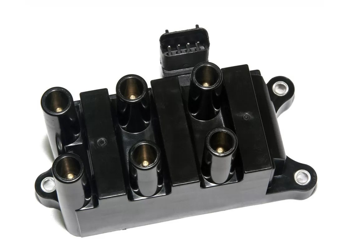 hight resolution of black ford freestar coil pack ford ranger ignition coil ccpp 5c1124 ic364 1f2u 12029 ac