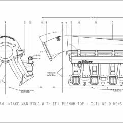 Ls1 Intake Diagram Volvo 740 Stereo Wiring Tech Inside Holleys Hi Ram Modular Manifold For