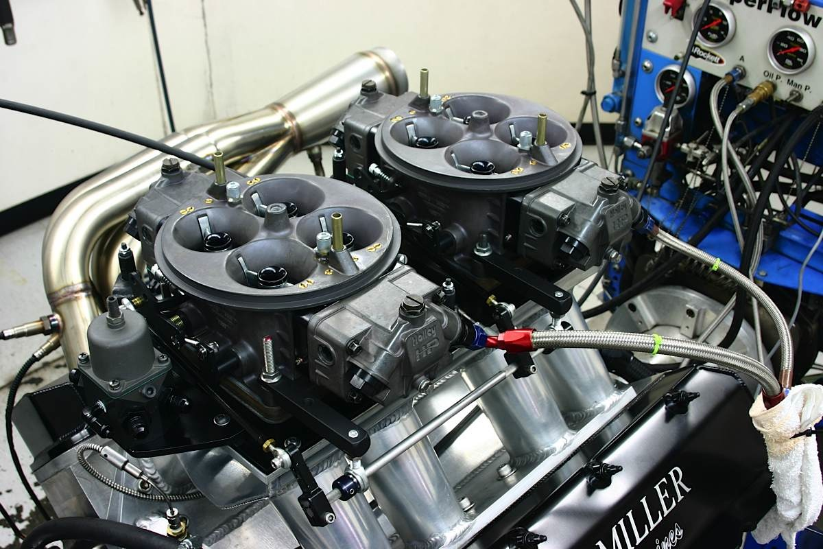Chevy Ls Engines