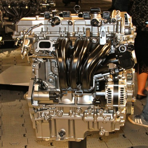 small resolution of more views of the new 2 0 liter ecotec crate engine from chevy performance the front accessory drive is pulled directly from the cadillac ats