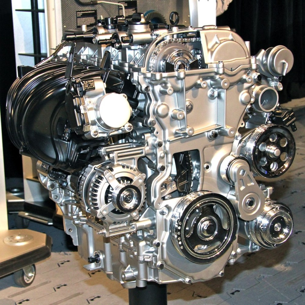 medium resolution of more views of the new 2 0 liter ecotec crate engine from chevy performance the front accessory drive is pulled directly from the cadillac ats