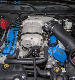 stock 2012 shelby gt500 blasts out 800 hp with gen3 tvs blower [ 3600 x 2400 Pixel ]