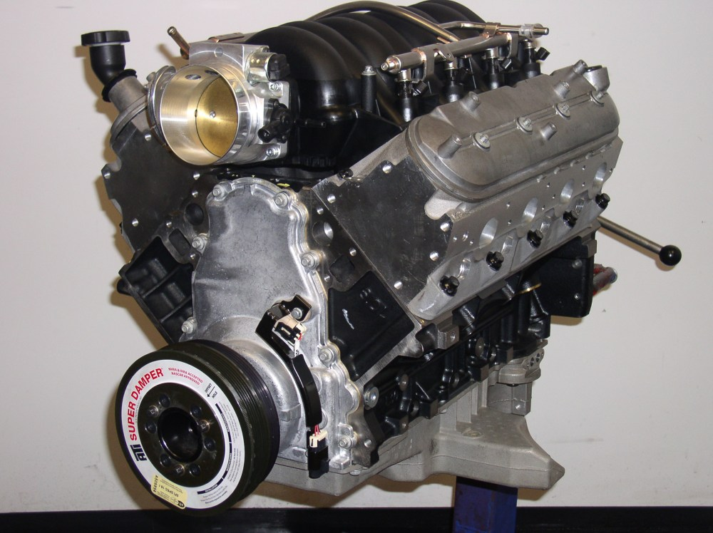 medium resolution of rebuild a salvage yard ls engine for any hot rod application