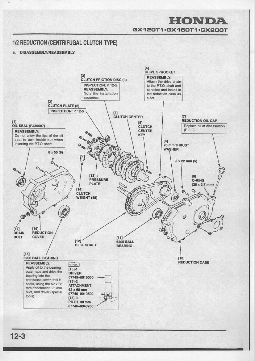 Wiring Diagram For Honda Gx270 On Wiring Images Free Download