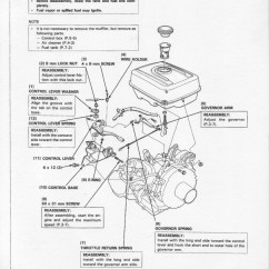 Honda Gx390 Electric Start Wiring Diagram For Fender Strat 5 Way Switch Useful Information