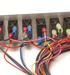 painless 10 circuit race only wire harness with 6 switch control panel pw50005 [ 1600 x 1026 Pixel ]