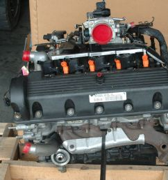 brand new ford 4 6l sohc v8 production ready ford test engine [ 1600 x 1455 Pixel ]