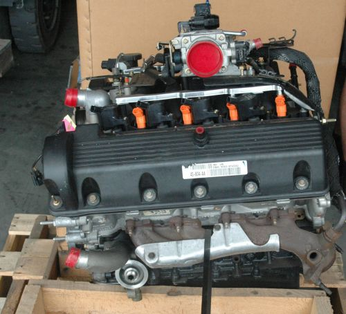 small resolution of brand new ford 4 6l sohc v8 production ready ford test engine