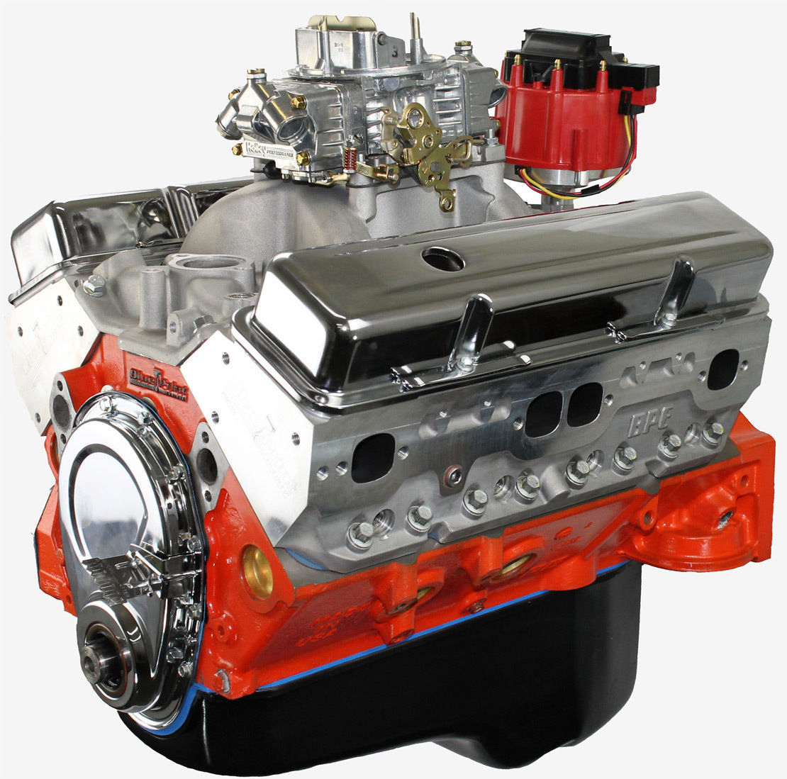hight resolution of blueprint bp4001ctc1 400 chevrolet 460 hp crate