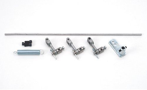 EDELBROCK TRIPLE IN-LINE 94 MODEL CARBURETOR LINKAGE KIT