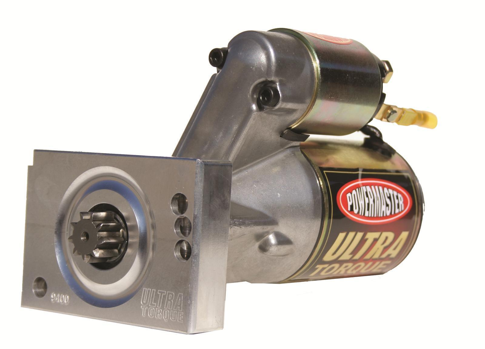 hight resolution of powermaster ultratorque 3 4hp starter motor pm9400 suit 153 168t chev sb v8