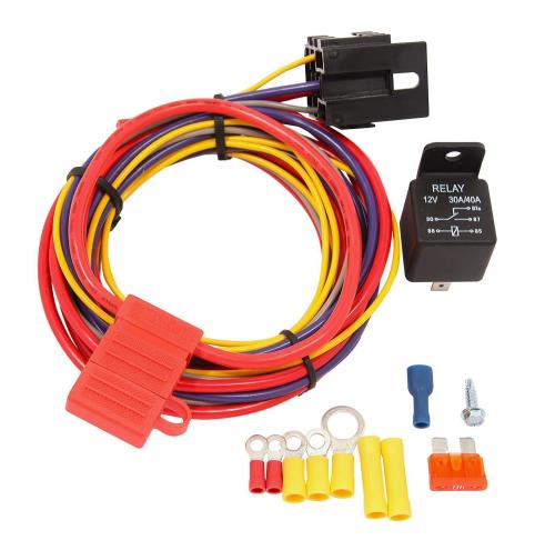 small resolution of quick fuel holley aeromotive etc fuel pump 30amp 30 amp wiring kit quick fuel technology