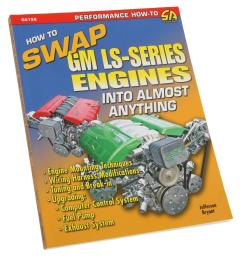 how to swap gm ls series engines into almost anything book ls1 ls2 v8 sad sa156 [ 1600 x 1600 Pixel ]