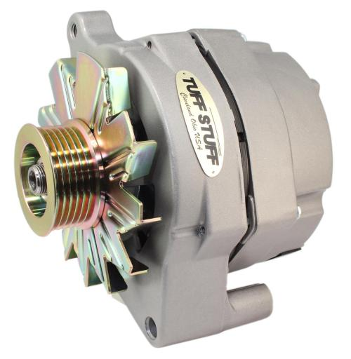 small resolution of tuff stuff 100amp 1 wire alternator tuf70686g gm 10si style suit ford serpentine