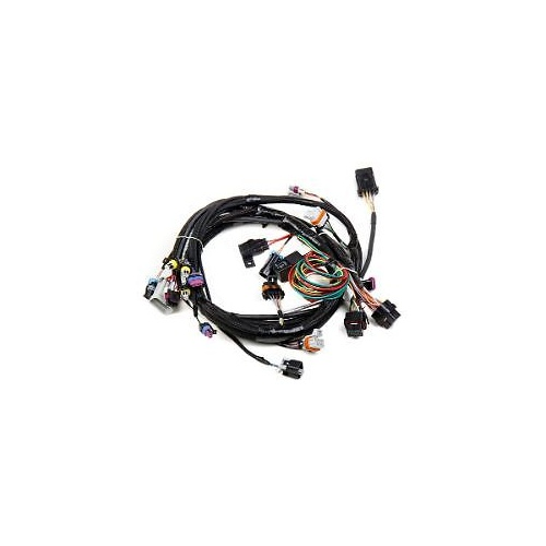 holley hp wiring harness