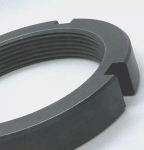 CNC machined 4140 carbon steel