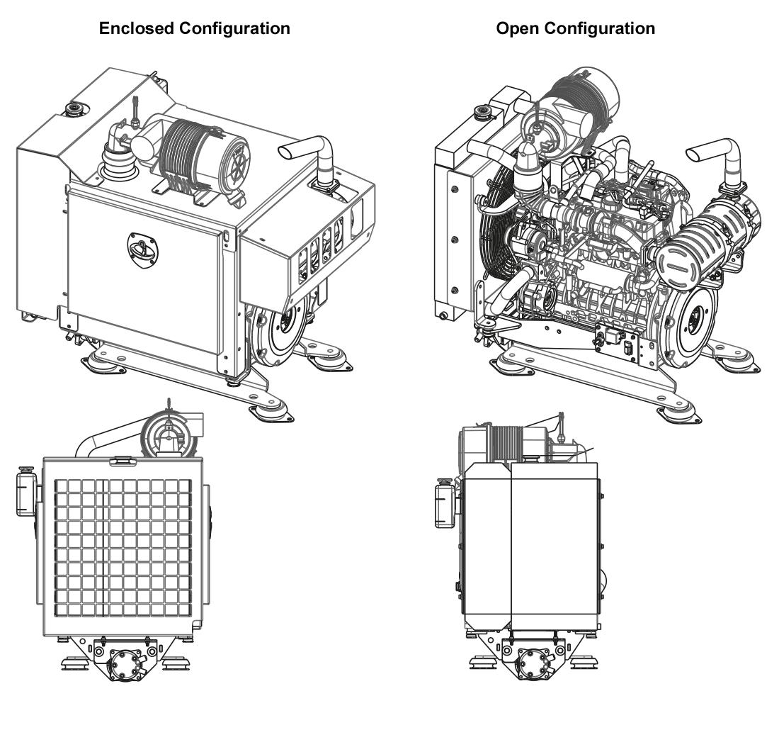 65 Hp Tier 4 Finalsel Power Unit Details