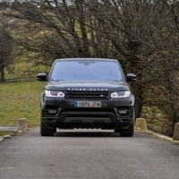 [Prueba] Range Rover Sport HSE Dynamic, capacidad pura