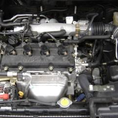 Nissan X Trail Wiring Diagram Mk Emergency Key Switch Qr20de 2.0 Engine For 02-06 Sentra Sr20