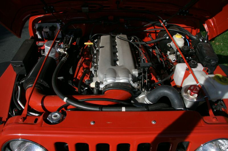 Wiring Harness Conversion Viper Engine Into Jeep Wrangler Engine Swap Depot