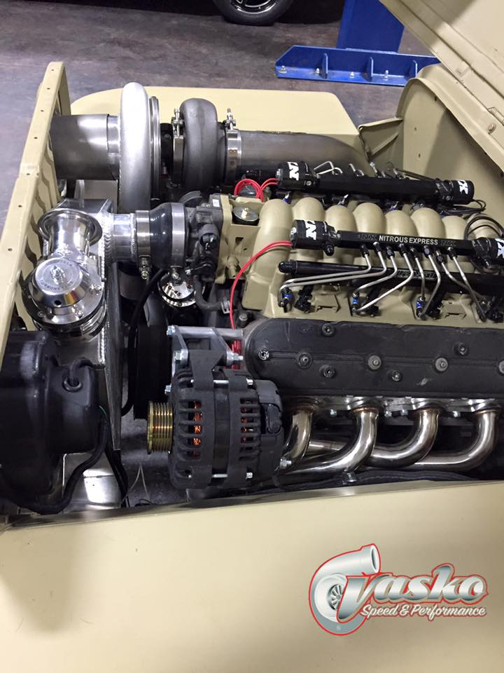 Gm 4l80e Transmission Wiring Willys Jeep With A Turbo Lsx Engine Swap Depot