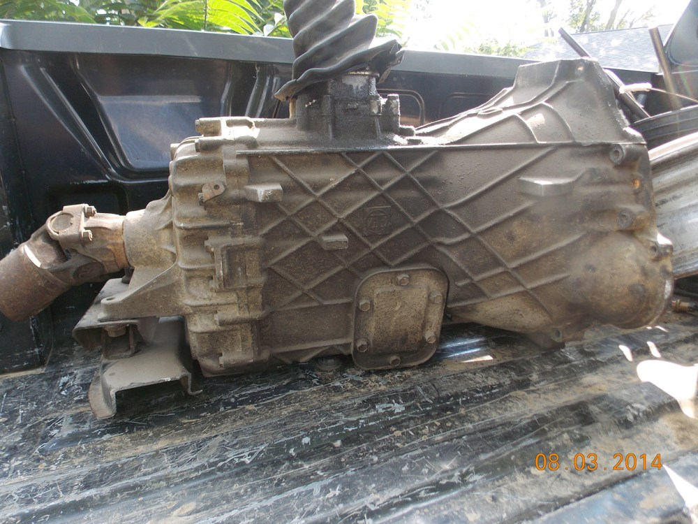 medium resolution of ford ranger 4 times 4 with a cummins 4bt diesel inline four