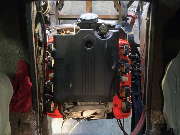 Airstream 310 With Vortec 8100 Engine Swap Depot - Year of