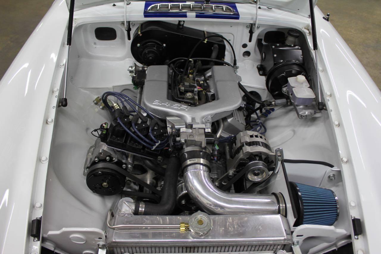 3400 Engine Diagram 1980 Mgb With A 3 4 L V6 Engine Swap Depot