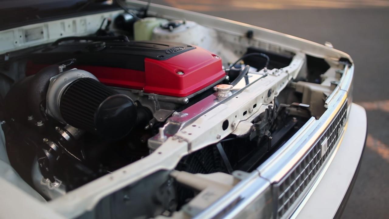 Wiring Harness Conversion Mcm S Toyota Cresta With A Turbo Barra Engine Swap Depot